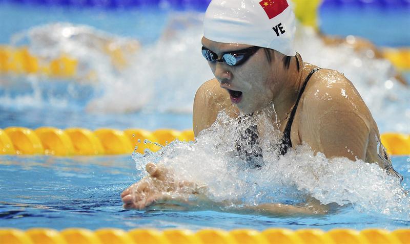 Nadadora china bate récord y genera polémica