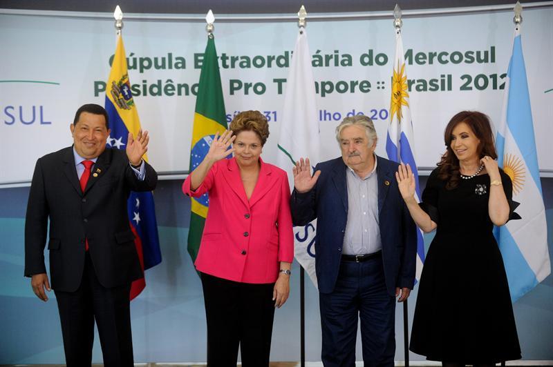 Inicia cumbre extraordinaria del Mercosur en Brasil