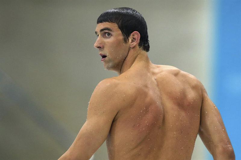 Phelps pierde el oro de los 200 mariposa