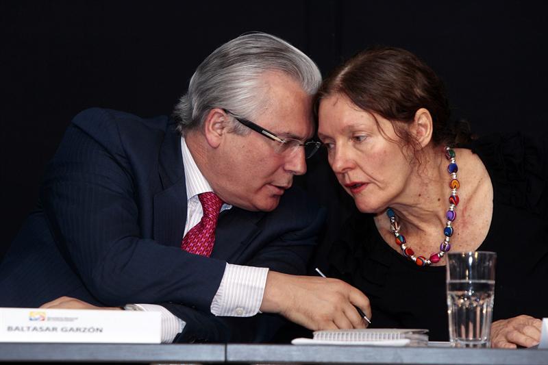 Garzón dice que Suecia no quiere oír a Julian Assange