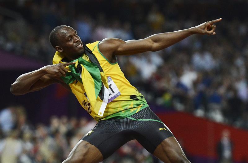 Bolt se lleva el oro y se convierte en leyenda
