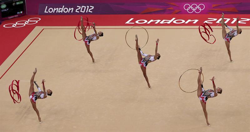 Londres celebró los primeros 'Juegos Twitterolímpicos'