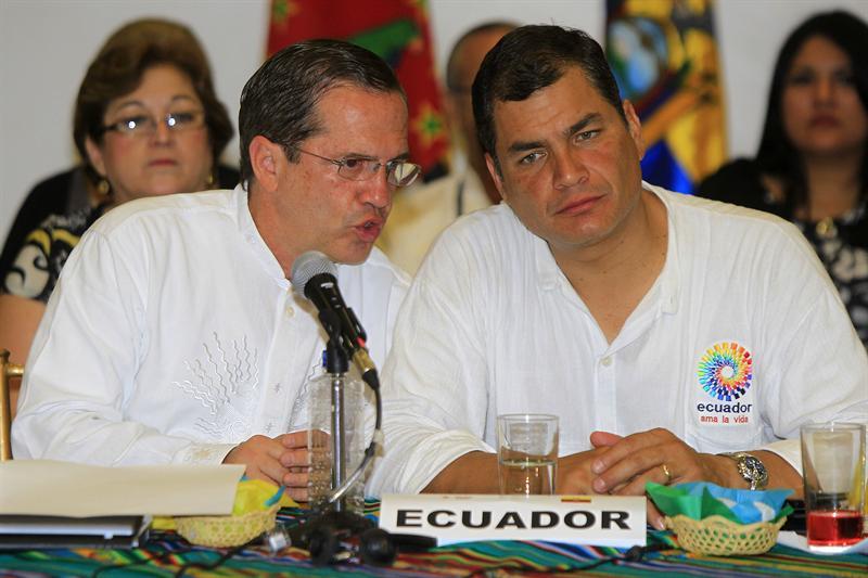 Correa da inicio a reunión de cancilleres del Alba