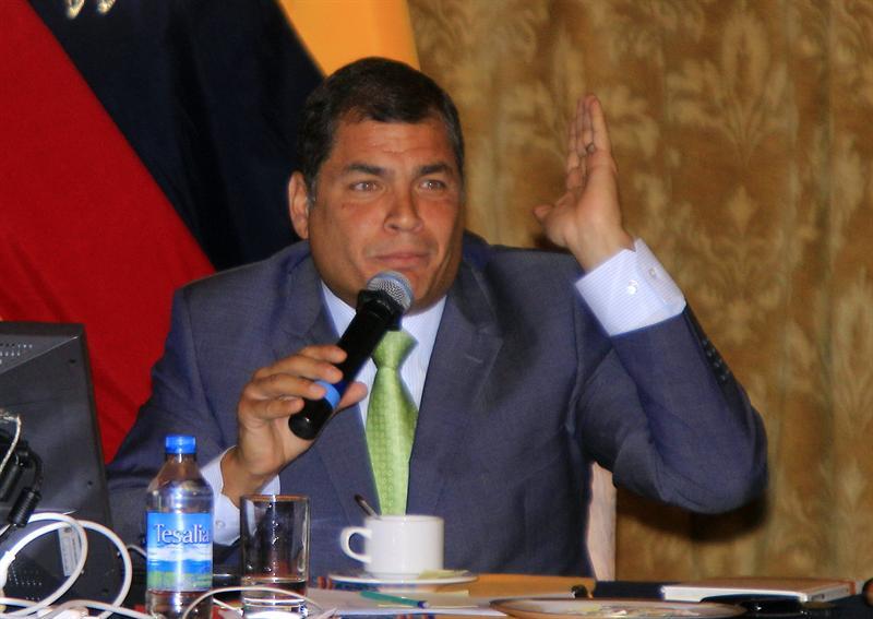 Ecuador tiene contacto con Reino Unido y está abierto al diálogo