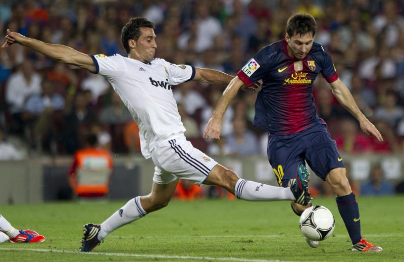 El Barcelona vence 3-2 al Real Madrid