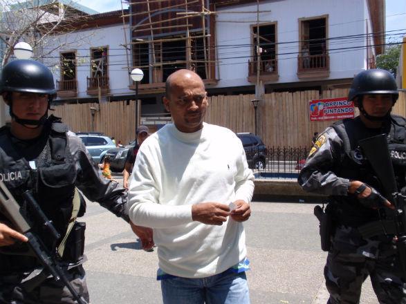 Narco colombiano cae en Manta
