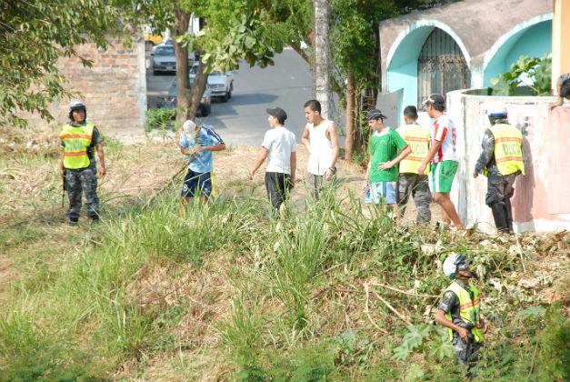 Tráfico de droga en barrios de Portoviejo
