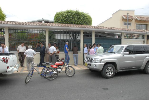Crean Identikit para dar con pillos que asaltaron casa del alcalde de Portovejo