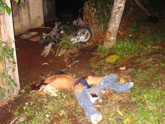 Motociclista Murió al chocar con una camioneta