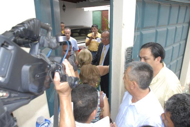 Asaltan la casa del Alcalde de Portoviejo