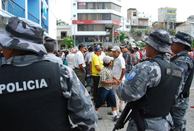 7 policías fueron expulsados de la institución por incurrir en faltas graves