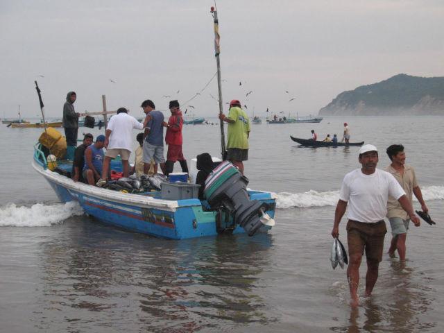 'La Niña' asusta a pescadores