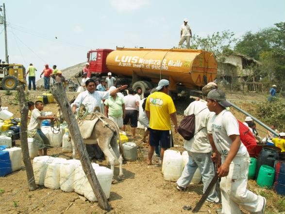 Se confía en que hoy fluya ayuda para los afectados por sequía