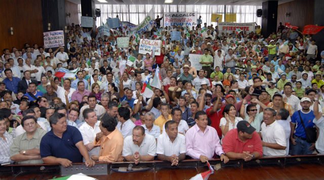 Portoviejo fortalece su  lucha por rentas justas