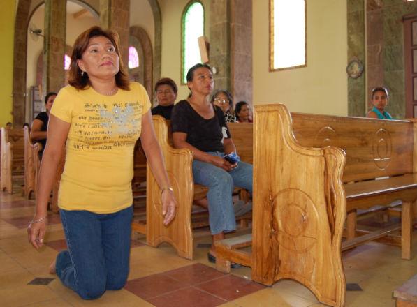 Fe a la Virgen intensifica  actividades en Montecristi