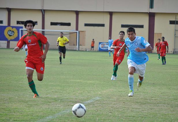 Grecia gana 3-0 a Espoli en Los Chonanas