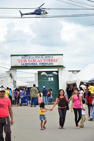 Santo Domingo se lleva La Concordia