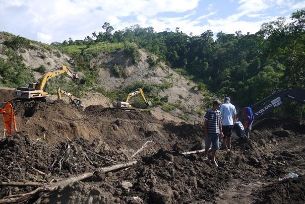 Desastre en Piedra Maluca-Pedernales