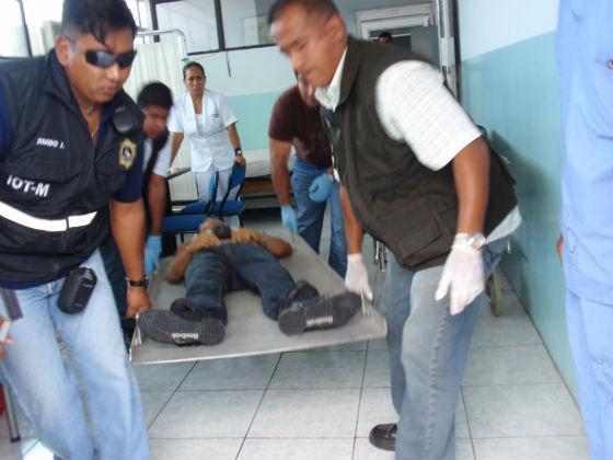 Balacera deja un muerto y dos detenidos