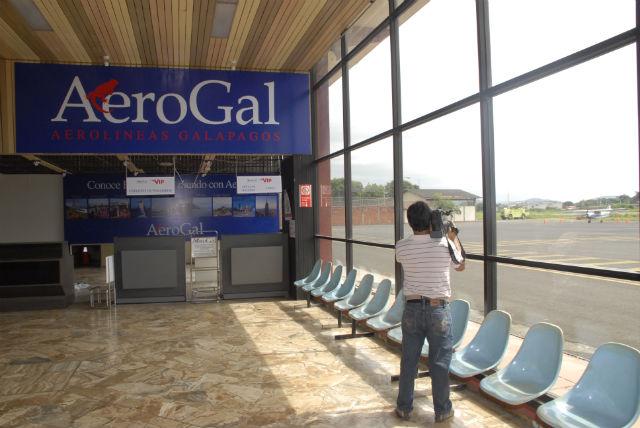Vuelos de Aerogal inician este viernes a las 07h30