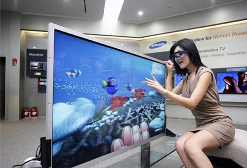 Si tiene problemas de vista, olvídese de la tecnología 3-D