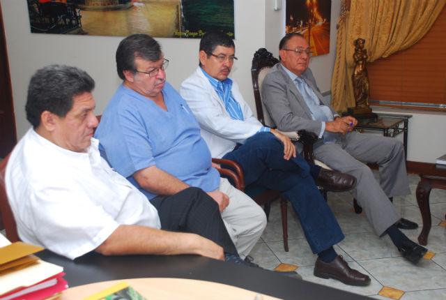 Cabildo entregará saneado  terreno del nuevo hospital