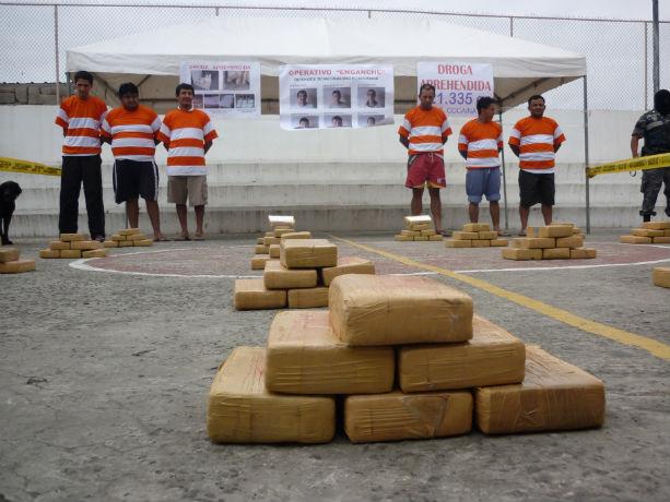 El Fiscal no puede investigar el origen de la droga hallada en el puerto