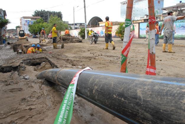 Bajas asignaciones causan preocupación en Portoviejo