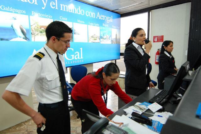 Equipo de radioayuda es necesario en aeropuerto