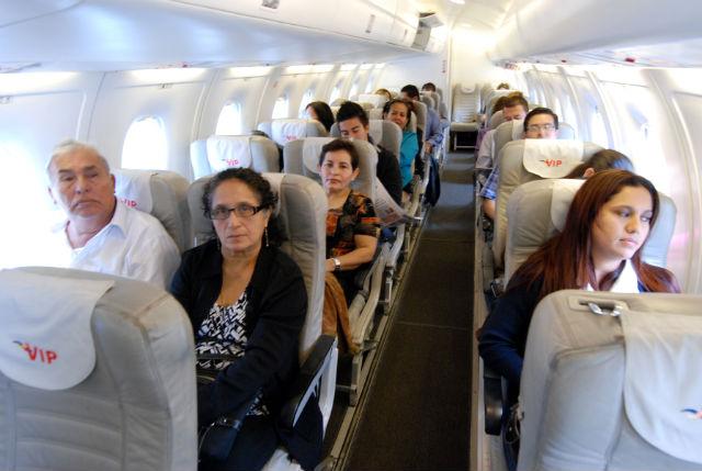 704 pasajeros han ocupado Aerogal en semana y media