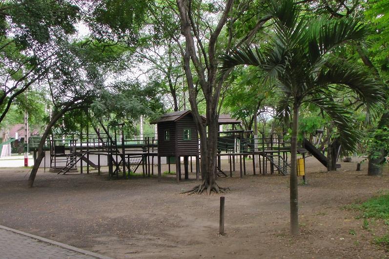 Parque Mamey pierde la esencia de su tradición