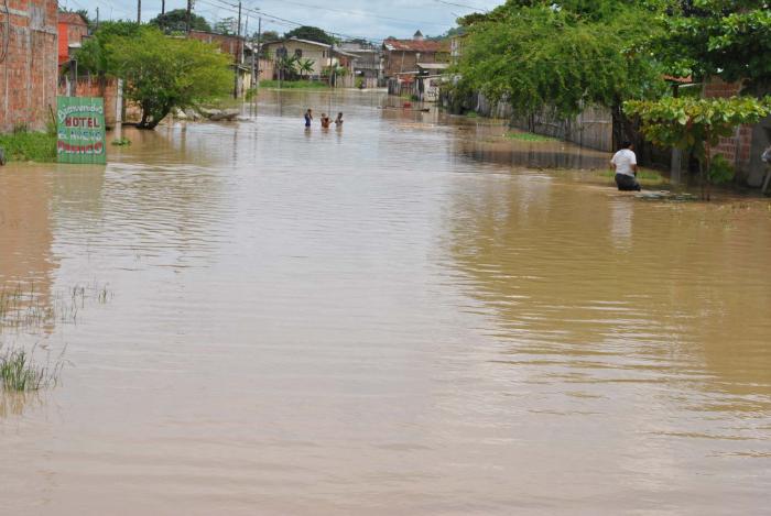 La afectación por lluvias continúa
