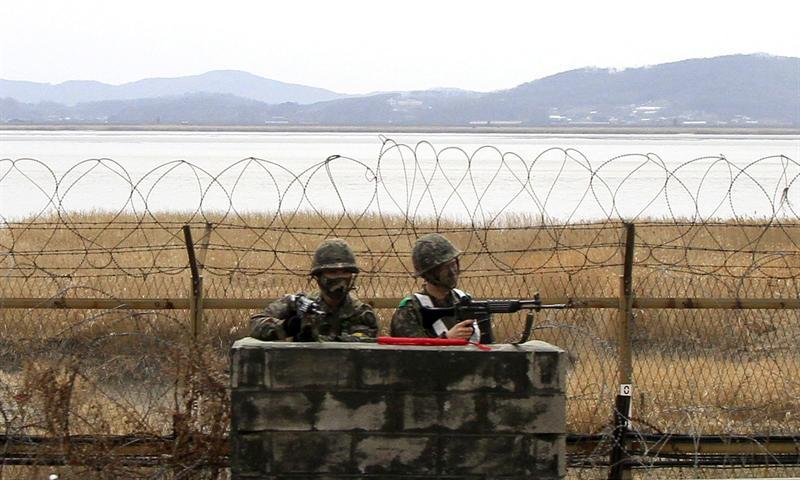 Corea del Sur va a 'responder con fuerza' en caso de ataque del Norte