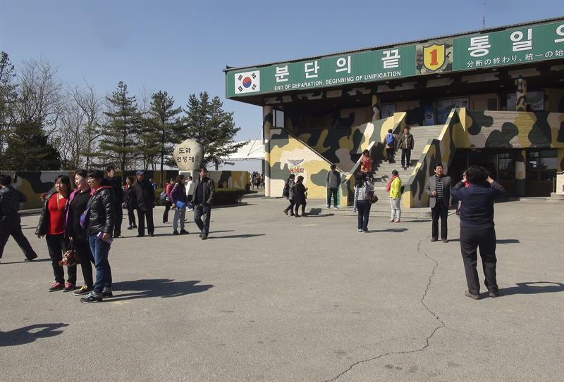 Corea del Norte eleva su desafío al declararse en 'estado de guerra'