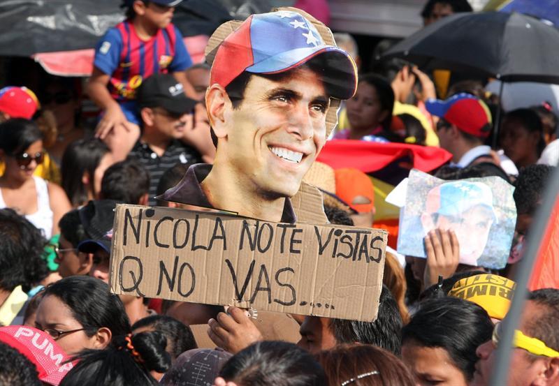 Preocupación por disputas entre Gobierno y oposición venezolana