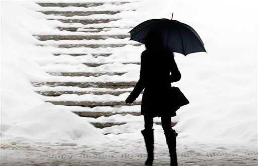 Mueren 36 personas en Europa por ola de frío