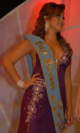 Elección de la nueva Reina de Manabí