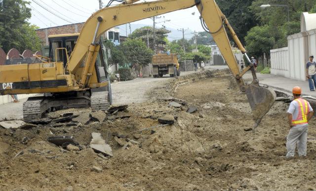 Invierten más de millón y medio en arreglar 3 calles