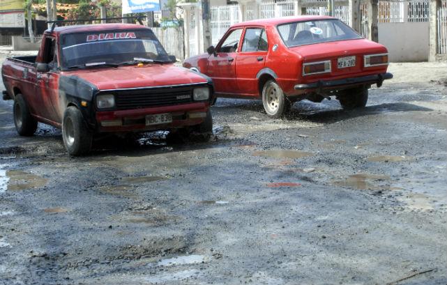 No comenzó la reconstrucción de la vía Portoviejo-Santa Ana