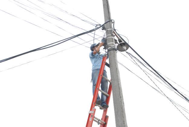 CNT hará mantenimiento a 310 líneas telefónicas