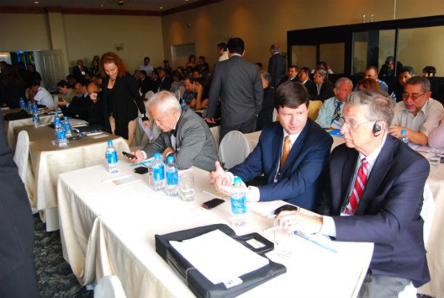El Congreso de Puertos, un imán de inversionistas