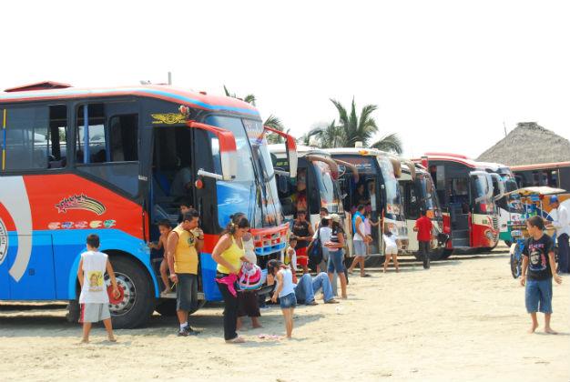 El año fue positivo para el sector turístico de Manta