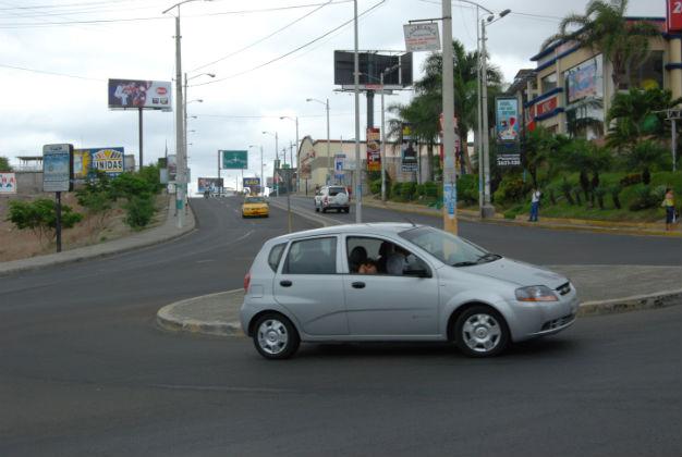 Varias avenidas del cantón Manta no tienen nombres
