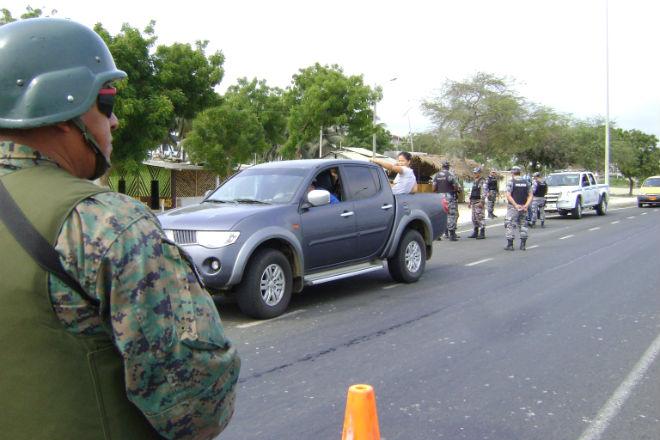 Policía garantiza la seguridad en todos los sectores