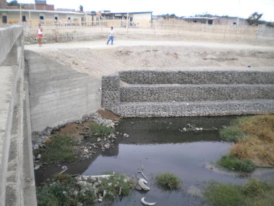 Tratarán aguas en la ciudadela la Pradera en Manta