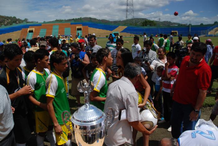 Final Copa El Diario