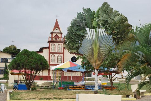 Quiroga festeja 54 años de parroquialización