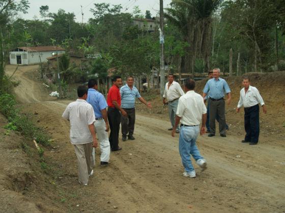 15 comunidades rurales temen quedar aisladas