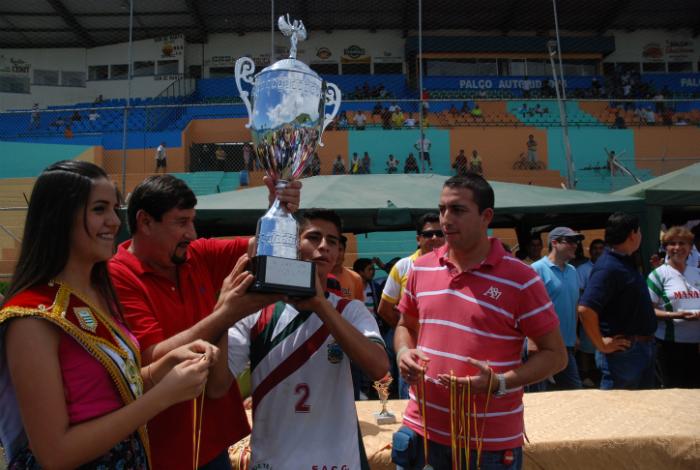 Jama es el campeón de Copa El Diario