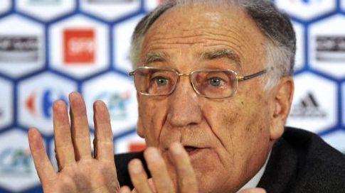 Renuncia el presidente de la Federación Francesa de Fútbol